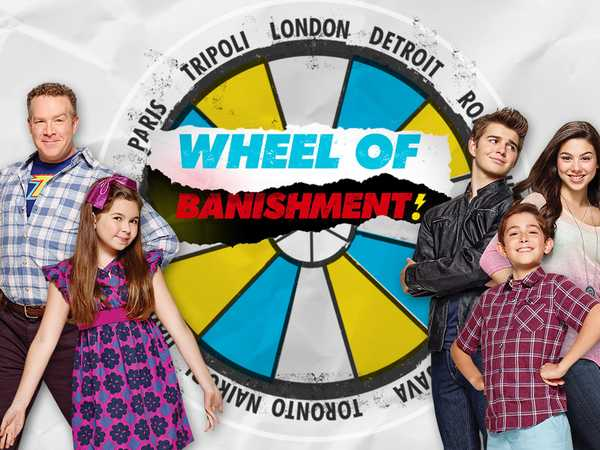 The Thundermans: Take A Spin