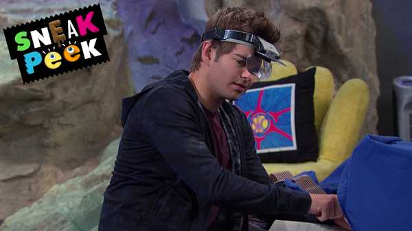 "The Thundermans: ""The Crimecaster"""