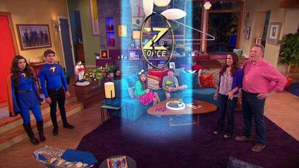 "The Thundermans: ""Z-Force Guide"""