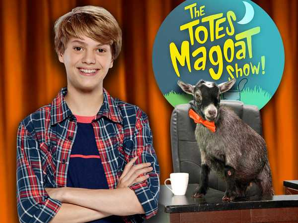 "Henry Danger: ""The Totes Magoat Show: Interview with Jace Norman!"""