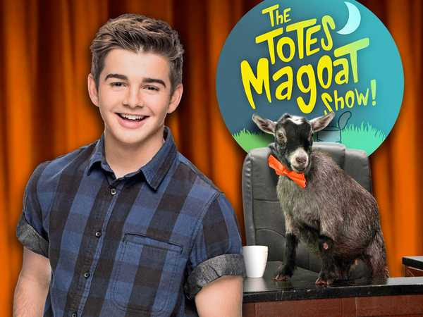 "The Thundermans: ""The Totes Magoat Show: ""Interview with Jack Griffo!"""