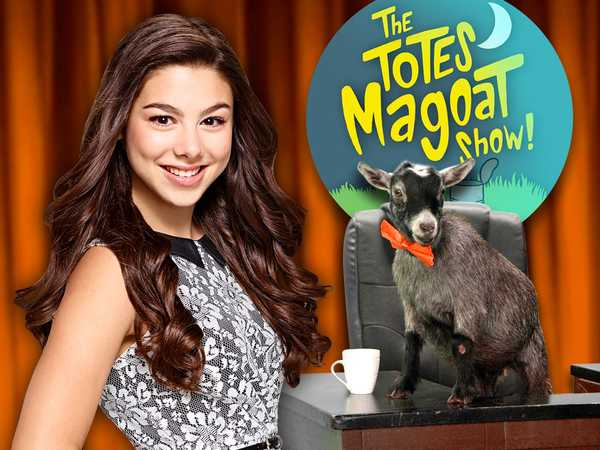 "The Thundermans: ""The Totes Magoat Show: Kira Kosarin"""