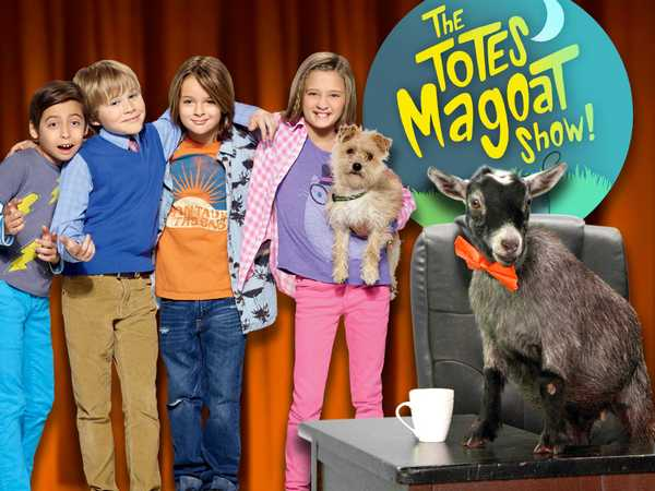 "Nicky, Ricky, Dicky & Dawn: ""Tonight with Totes Ma Goats: Interview with Nicky, Ricky, Dicky & Dawn Cast!"""