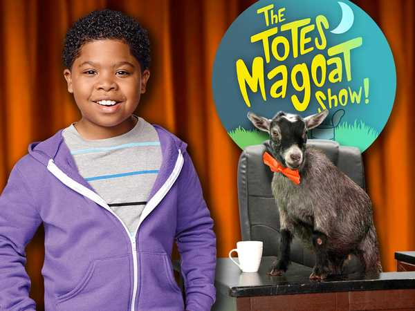 "Haunted Hathaways: ""The Totes Magoat Show: Benajmin Flores Jr."""