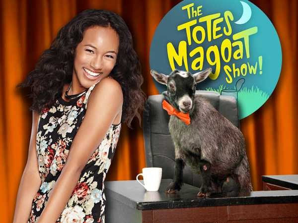 "Tonight with Totes Ma Goats: ""Interview with Sydney Park!"""