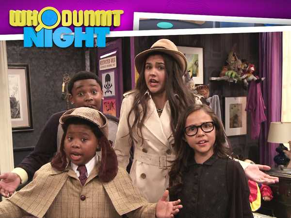 "The Haunted Hathaways: ""Haunted Whodunnit"""