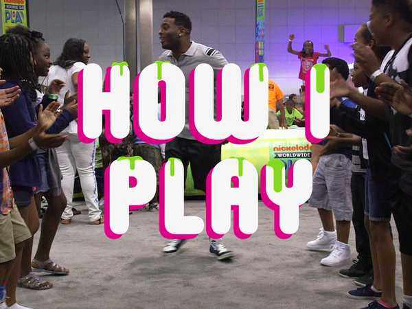 """World Wide Day of Play: """"Nick Stars Get Active"""""""