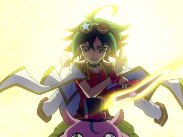 """Yu-Gi-Oh! ARC-V!: """"Goofing Around"""""""
