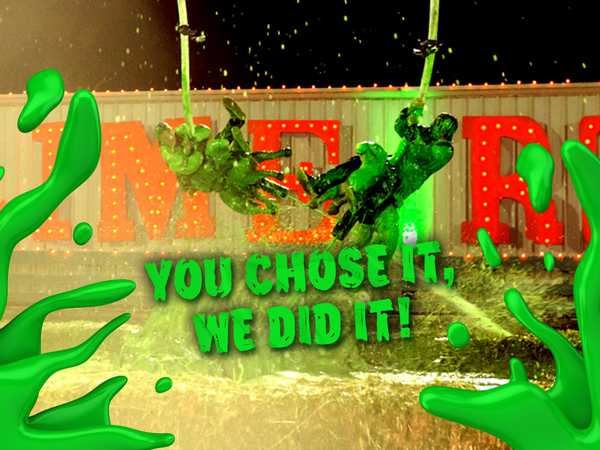 Kids' Choice Awards 2014: Saddle Up!