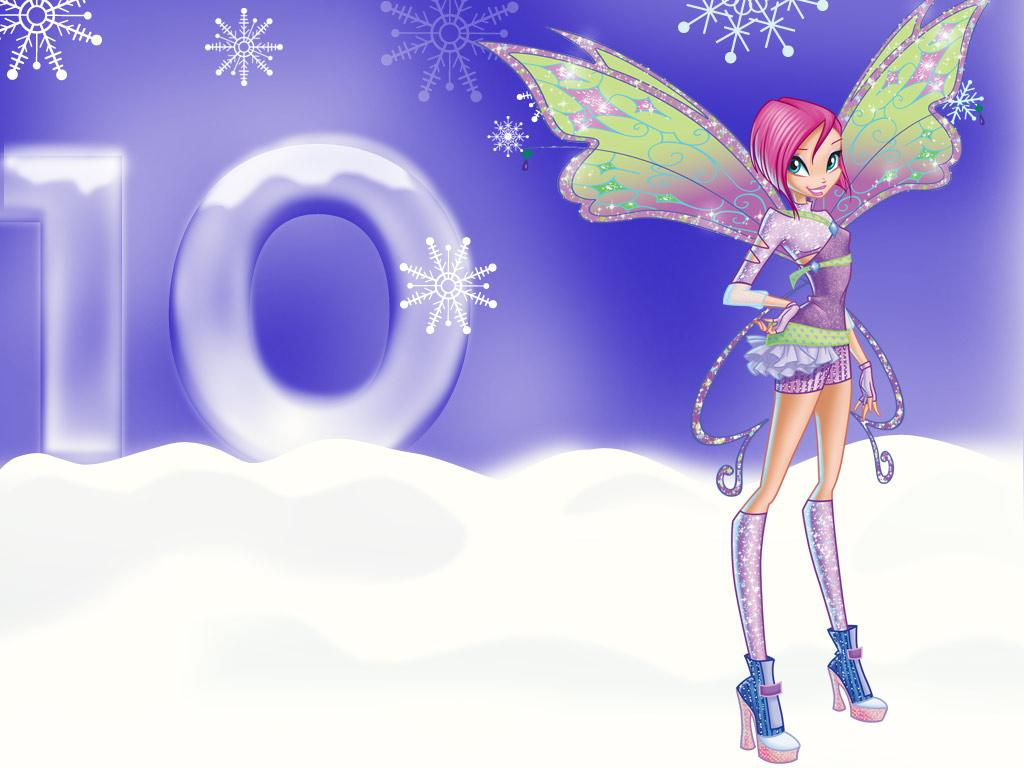 10 Winx Wings Flying