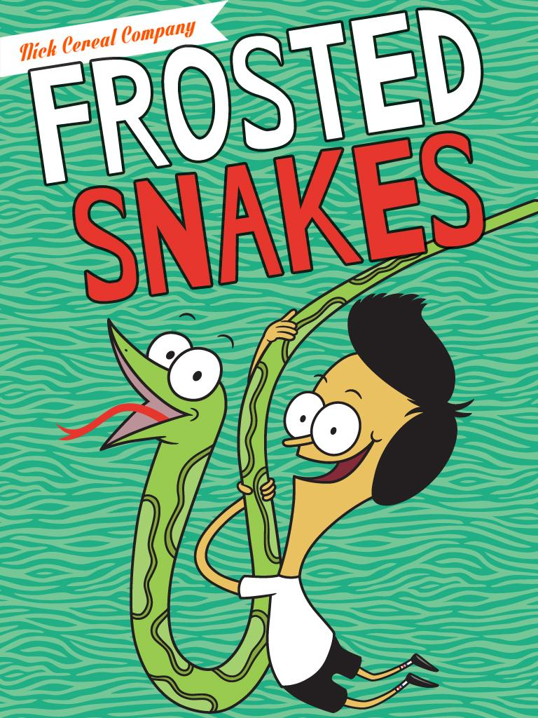 Frosted Snakes