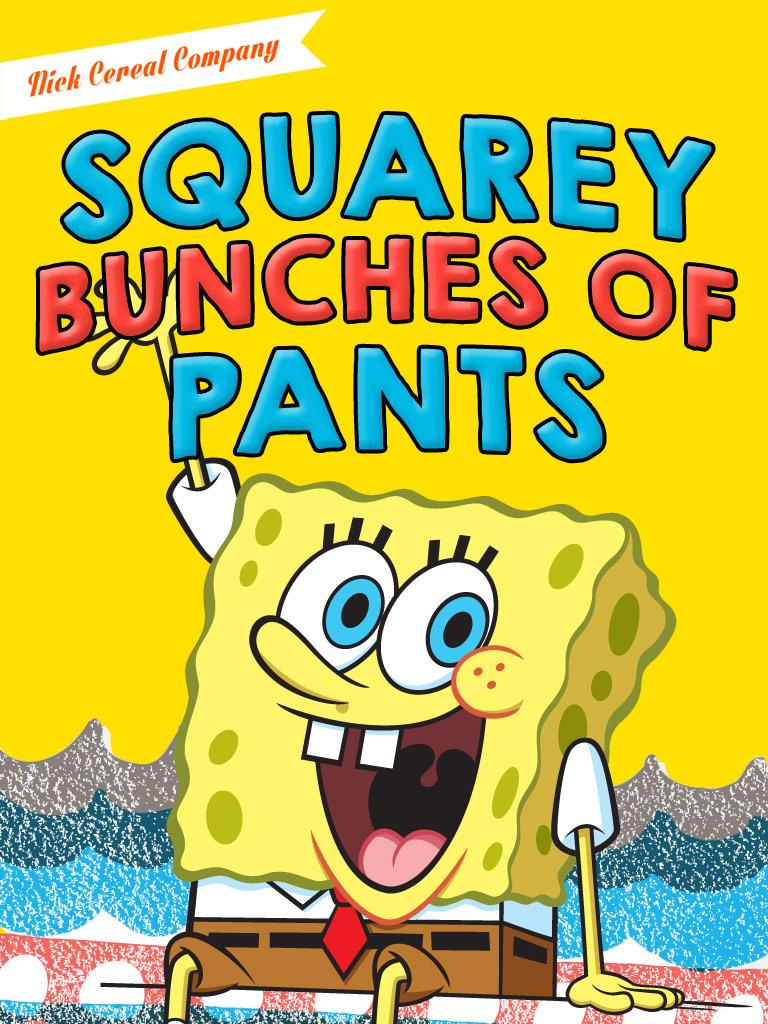 Squarey Bunches of Pants