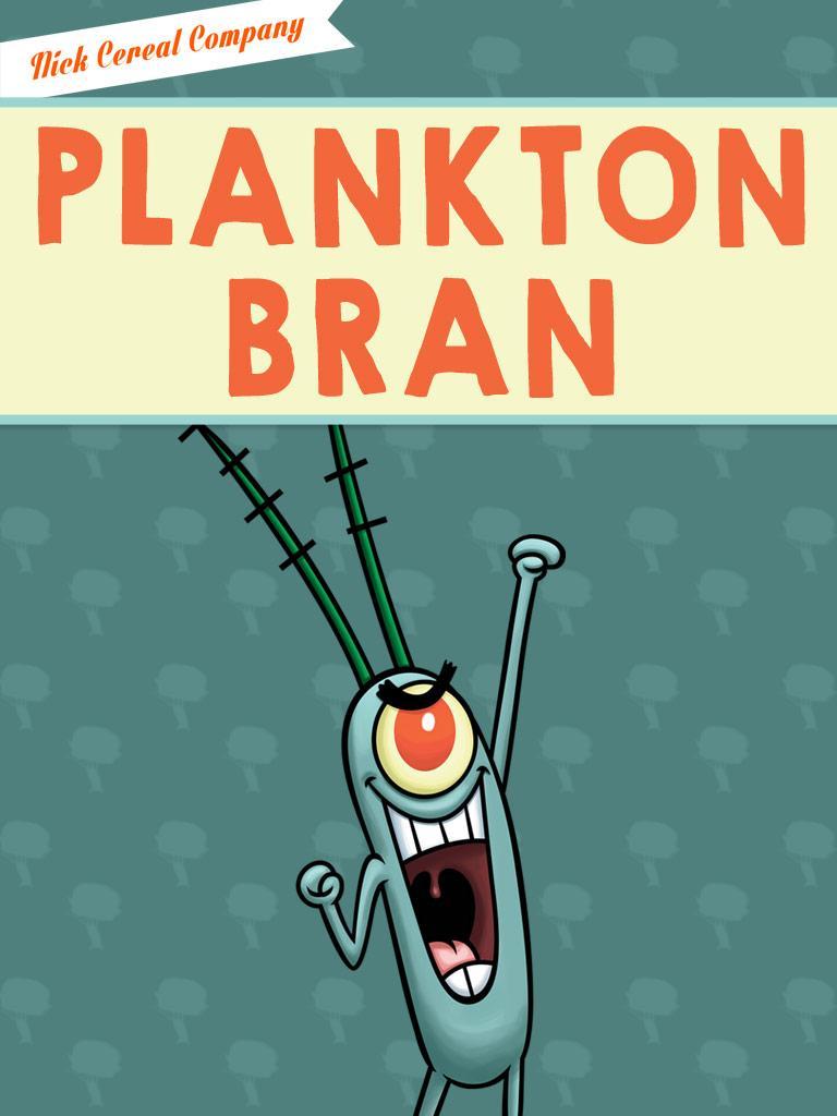 Plankton Bran