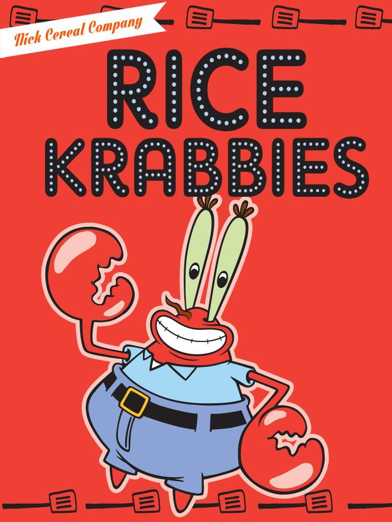 Rice Krabbies