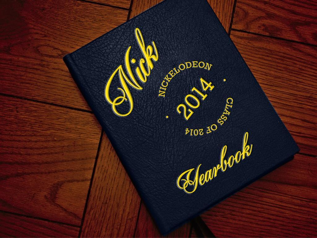 Nick 2014 Yearbook