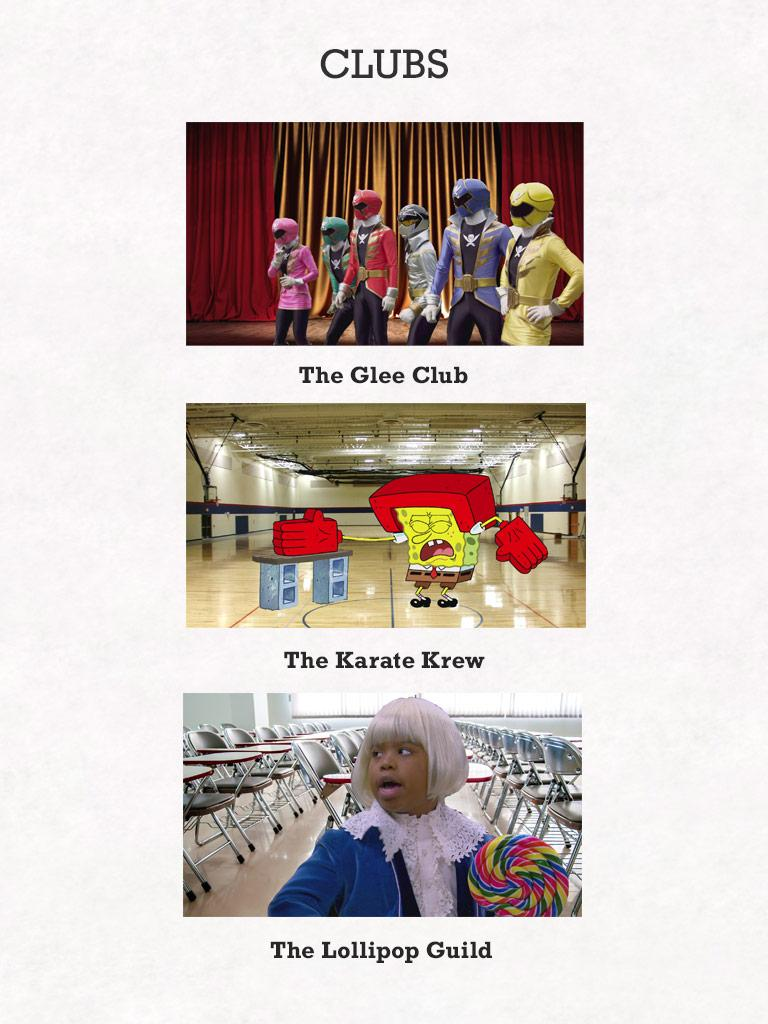 The Clubs Pt. 2
