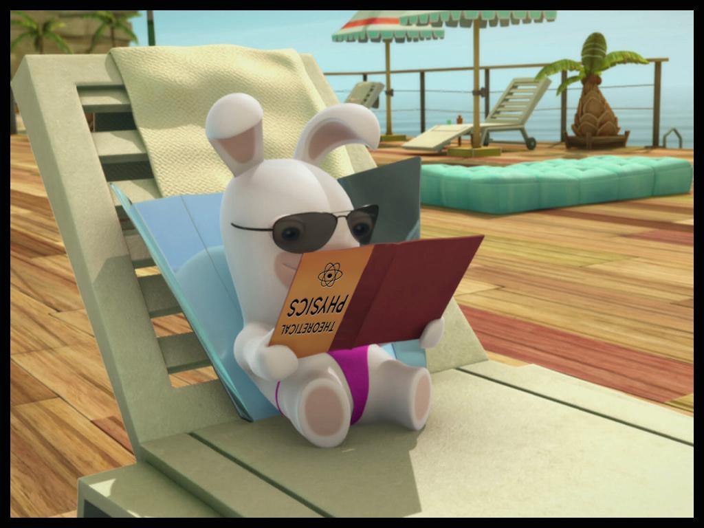 Reading Rabbids