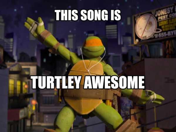 TMNT: Mikey Memes!