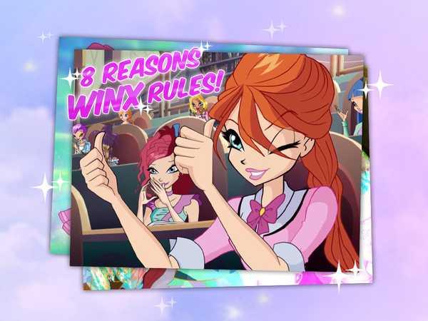 Winx Club: 8 Reasons Winx Rules!