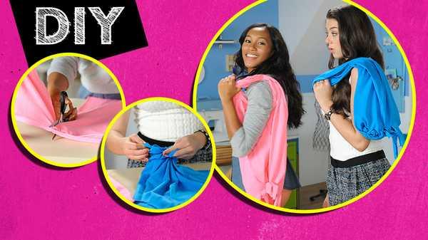 DIY: Make a Tote Bag!