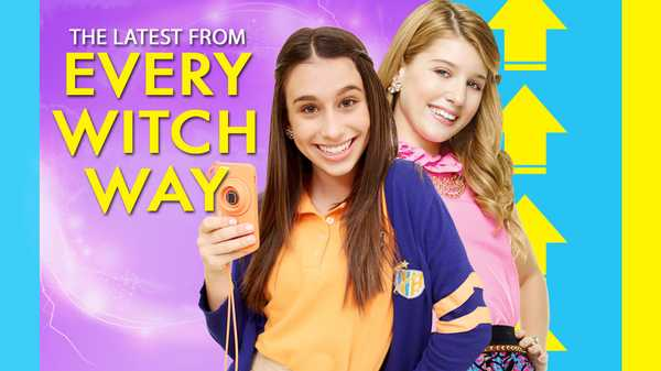Every Witch Way: Makeup & Wardrobe!