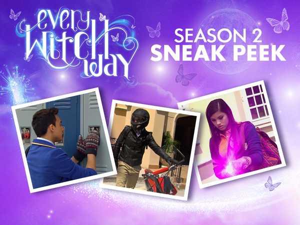 "Every Witch Way: ""New Season Sneak Peek!"""