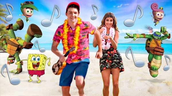 Fairly Odd Summer Cast Fairly Odd Summer Hawaiian