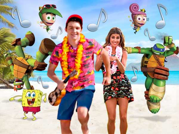 "Fairly Odd Summer: ""Hawaiian Dance Party"""