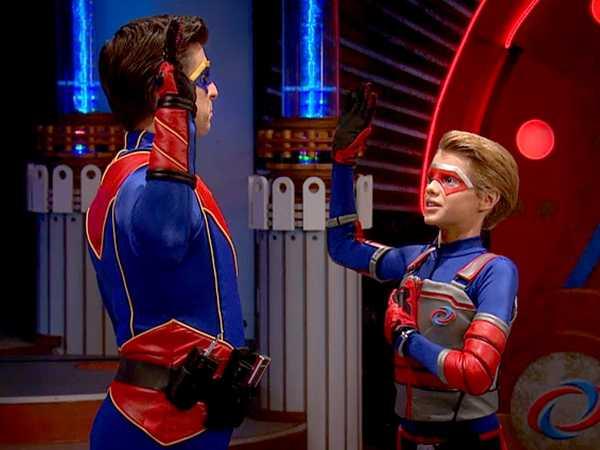 Henry Danger: Superhero Oath!