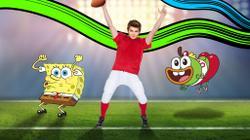 "Kids' Choice Sports: ""Touchdown Dances!"""