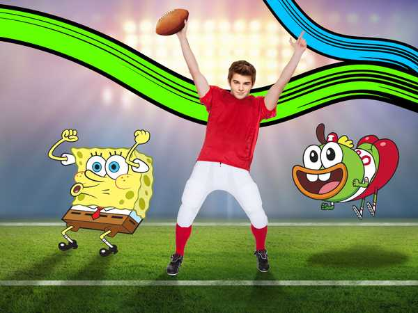 "Kids' Choice Sports: ""Touchdown Dances!"""