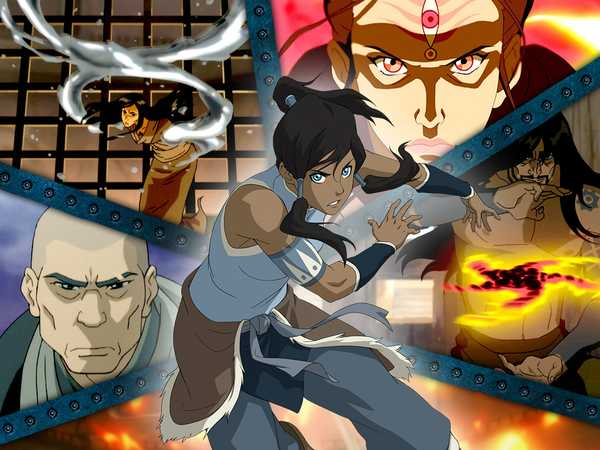 "Legend of Korra: ""Meet the Enemies"""