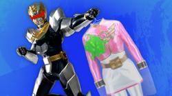 "Power Rangers Super Megaforce: ""Express Cleaning"""