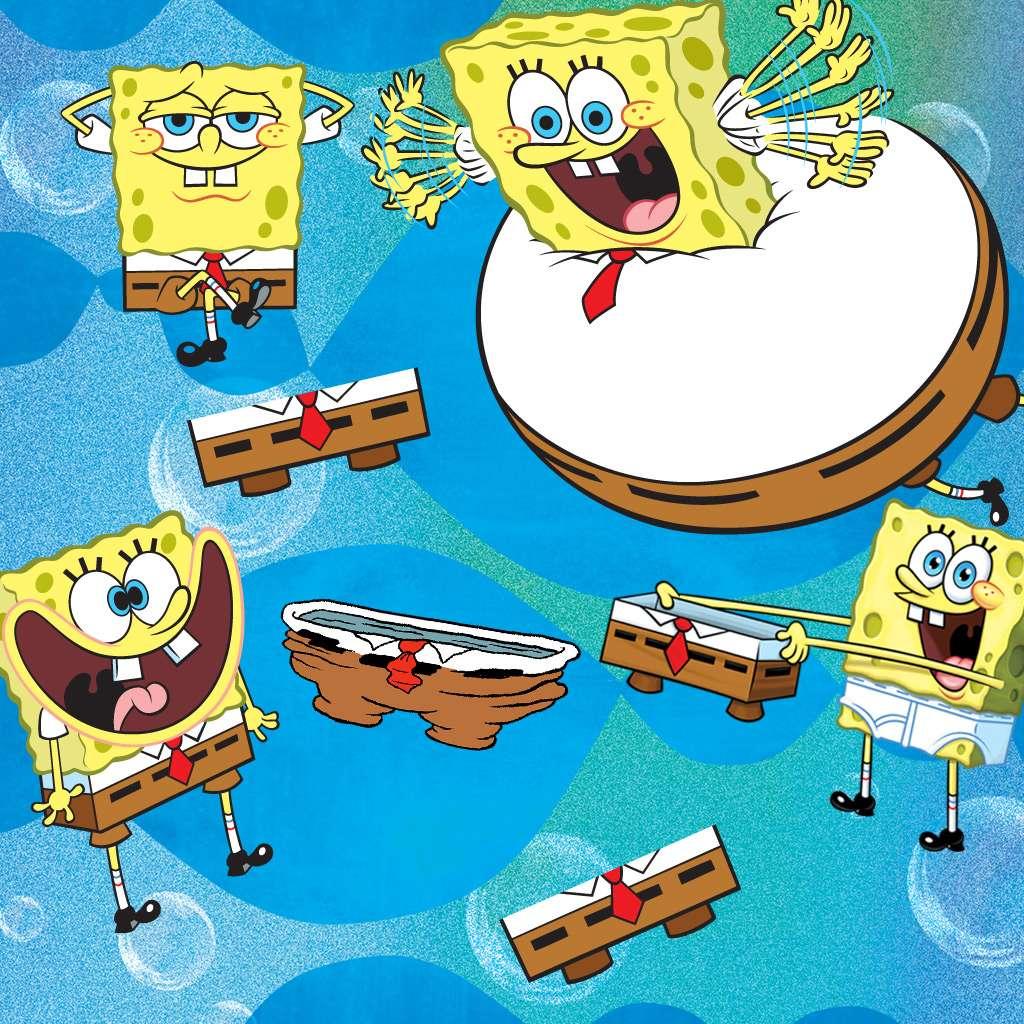 Spongebob Squarepants: Spongebob's Greatest Pants!