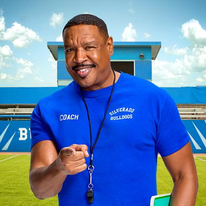 Coach Russell