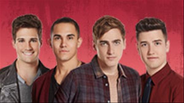 "Big Time Rush: ""Big Time Contest: Win A Date!"""