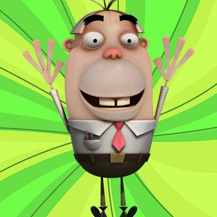Mr. Hank Muffin
