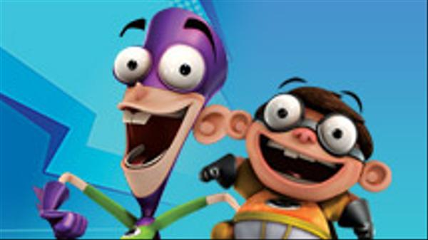 Fanboy and Chum Chum: Chimp Chomp 2