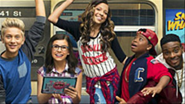 "Game Shakers: ""Everyone is Freaking Out!"""