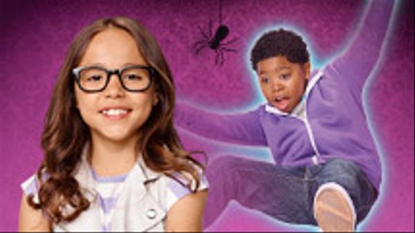 "Haunted Hathaways: ""Haunted Science Fair: Room Clean-Up"""
