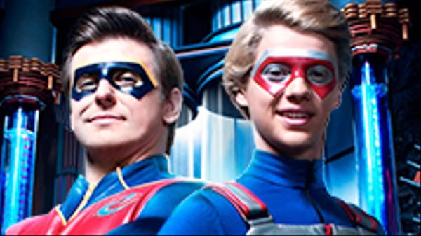 "Henry Danger: ""Man of the House"""