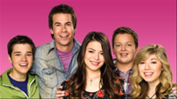 "iCarly: ""iGot a Hot Room: Voila!"""