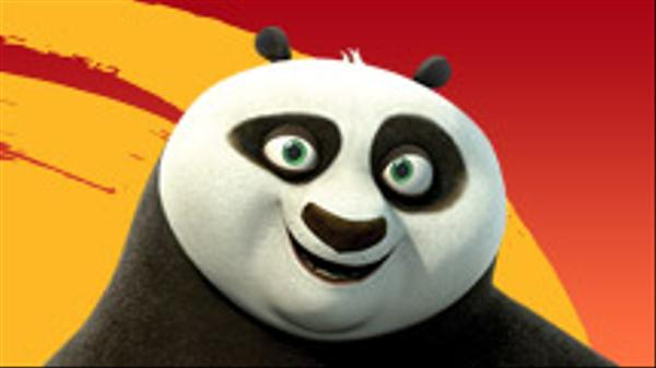 "Kung Fu Panda: ""Monkey in the Middle"""