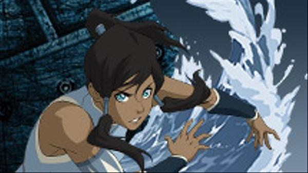 "Legend of Korra: ""Original Airbenders"""