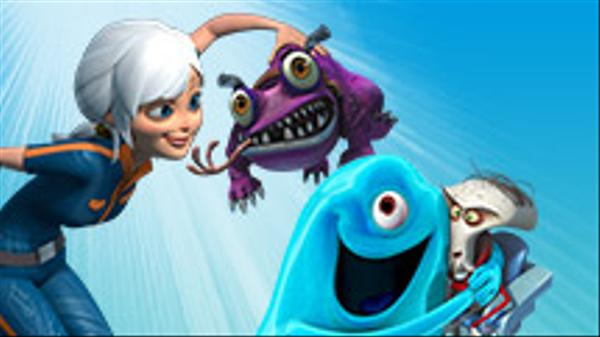 Monsters vs. Aliens: What's Your Monster Superpower?