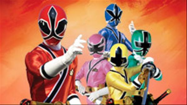 """Power Rangers Super Samurai: """"Runaway Spike"""""""
