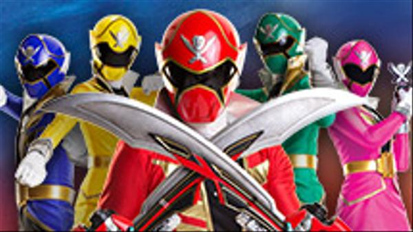 "Power Rangers MegaForce: ""Man and Machine"""