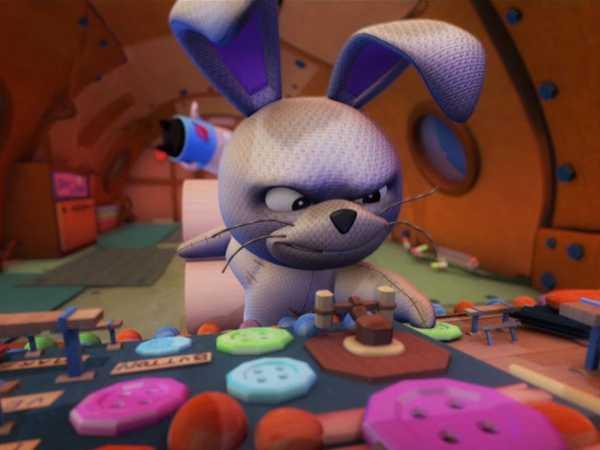 """Short Toons: """"Bad Bad Bunny"""""""
