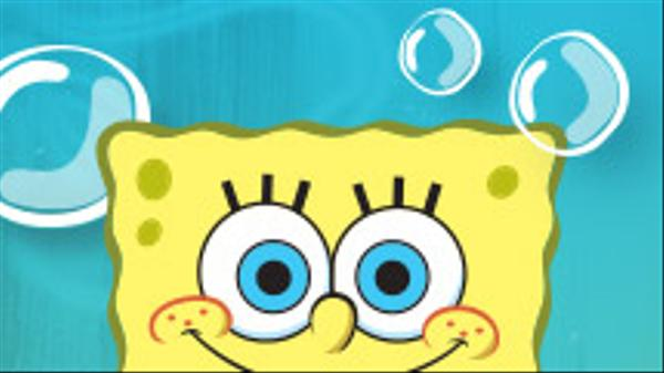 SpongeBob's Bubble Bustin' Game