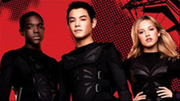 "Supah Ninjas: ""Cousin Connor"""